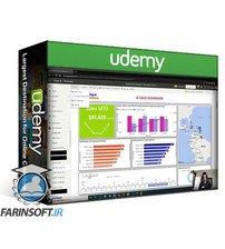 دانلود Udemy Executive Sales Dashboard