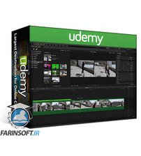 دانلود Udemy Final Cut Pro X – A Really Really Simple Introduction