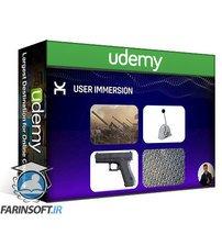 دانلود Udemy Haptic Design for XR using Unity3d & Interhaptics