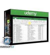 دانلود Udemy Microsoft Excel Dashboards & Data Visualization Mastery