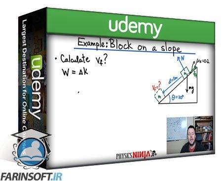 دانلود Udemy Physics 100: Mastering Work, Energy, and Power