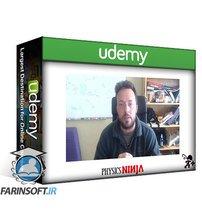 دانلود Udemy Physics 100:Electric Force, Fields, Potential and Capacitors