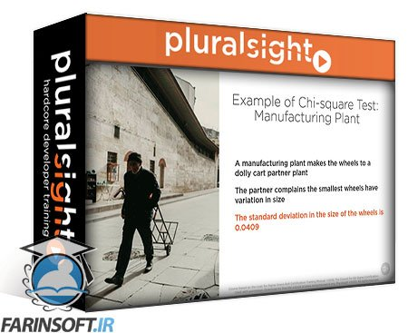 دانلود PluralSight Applying Statistics in Lean Six Sigma