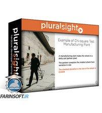 دانلود PluralSight Applying Statistics in Lean Six Sigma