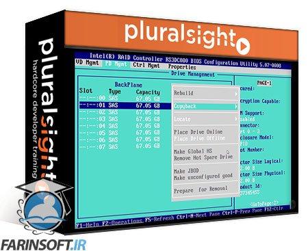 دانلود PluralSight Computer Fundamentals: Hardware and Network Troubleshooting