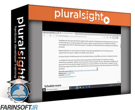 دانلود PluralSight Exam Alert: Design Identity and Security in Microsoft Azure