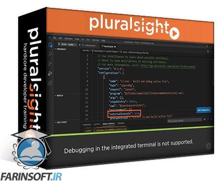 دانلود PluralSight Getting Started with the C Language