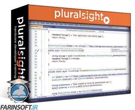 دانلود PluralSight Microsoft Azure Security Engineer: Configure Security for Storage