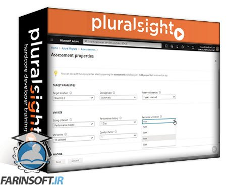 دانلود PluralSight Microsoft Azure Solutions Architect: Design Migrations