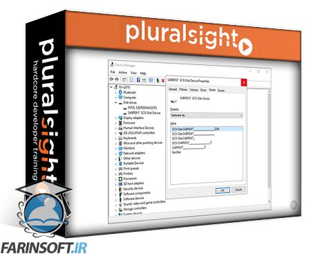 دانلود PluralSight Windows Server Administration Concepts: Basics and Installation