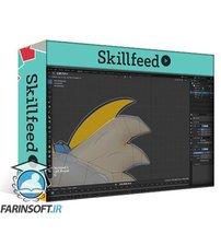 دانلود Skillshare Creating A Cartoon Character Using Blender