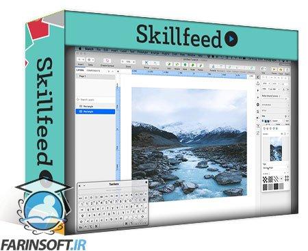 دانلود Skillshare Learn Sketch Essentials for UI/UX Design (2020)