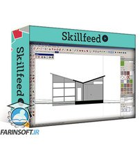 دانلود Skillshare Modern Home Design with SketchUp