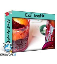 دانلود Skillshare Watercolor Cocktails – Paint and Create Printed Gifts
