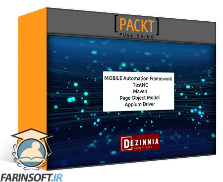 دانلود PacktPub Automation Framework Design using TestNG