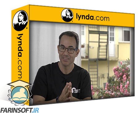 دانلود lynda 1 Person Crew Video Productions: Tips and Tricks
