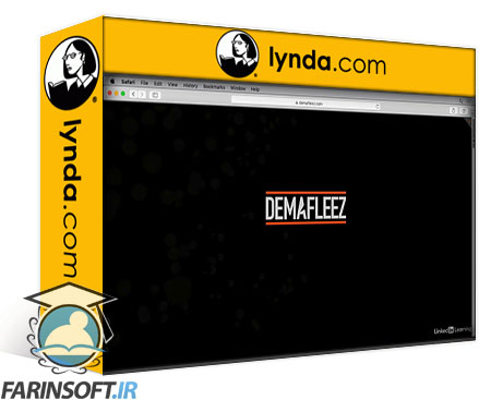 دانلود lynda After Effects CC 2021: Character Animation Essential Training