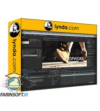 دانلود lynda After Effects CC 2021 Essential Training: Editors and Post
