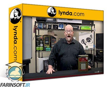 دانلود lynda CompTIA A+ (220-1001) Cert Prep 6: Physical Networking