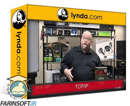 دانلود lynda CompTIA A+ (220-1001) Cert Prep 7: Understanding Networking