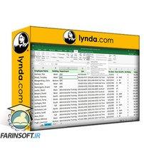 دانلود lynda Excel Tips Weekly