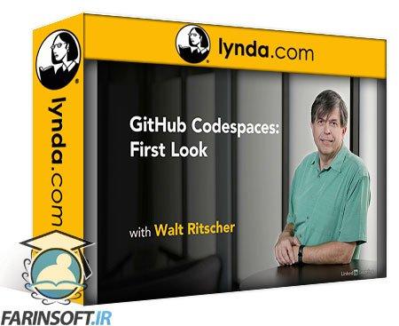 دانلود lynda GitHub Codespaces: First Look