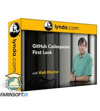 دانلود lynda GitHub Codespaces: First Look