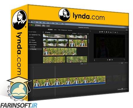 دانلود lynda iMovie 10.1.16 Essential Training
