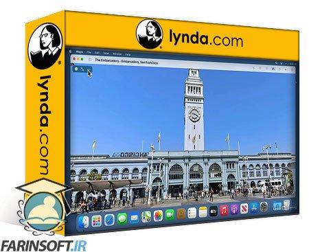 دانلود lynda macOS Big Sur Essential Training