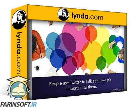 دانلود lynda Marketing on Twitter