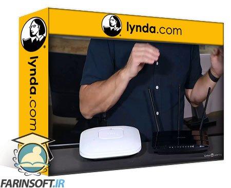 دانلود lynda Networking Foundations: Networking Basics