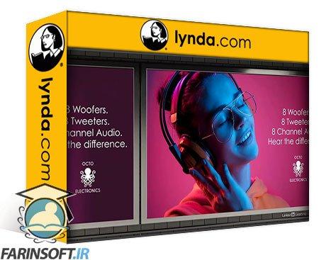 دانلود lynda PowerPoint: Eight Easy Ways to Make Your Presentation Stand Out
