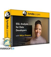دانلود lynda SQL Analysis for Data Developers