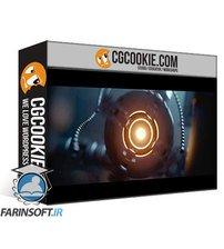 دانلود CG Cookie CGFastTrack – Polygon Modeling Boot Camp Vol. 3 – Shadow Helm