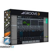 دانلود Groove3 Modern Synthetic Drum Sound Design Explained®