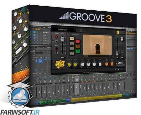 دانلود Groove3 Sunset Sound Studio Reverb Explained®
