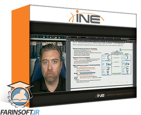 دانلود INE Data Center Network Design