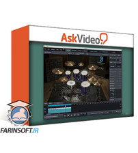 دانلود AskVideo Superior Drummer 3 101 More Killer Drums