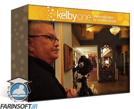 دانلود KelbyOne Architectural Photography: Market, Shoot, Edit