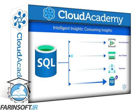 دانلود Cloud Academy Azure SQL and SQL Server Database Monitoring