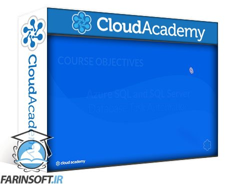 دانلود Cloud Academy Azure SQL and SQL Server Database Task Automation