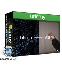 دانلود Udemy Alteryx for Beginners – Master Alteryx