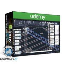 دانلود Udemy Autodesk Advance Steel 2021