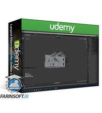 دانلود Udemy Blender 3D Architecture Designing Course Beginner to Pro