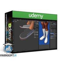 دانلود Udemy Cartoon Character Modeling in Blender