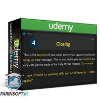 دانلود Udemy Complete Email Writing Communication Skills Bootcamp 2021