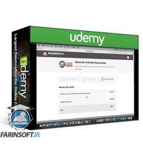 دانلود Udemy Create Amazing Vue Apps with Javascript