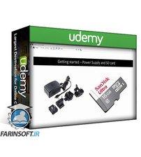 دانلود Udemy Dive into IOT, with esp8266 ,raspberry pi ,sensors ,displays