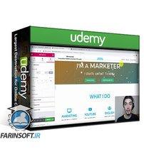 دانلود Udemy DIY Website Design Bootcamp: WordPress Elementor Plugin