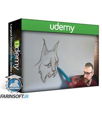 دانلود Udemy Drawing Big Cats